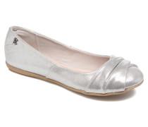 Sandy 61732 Ballerinas in silber