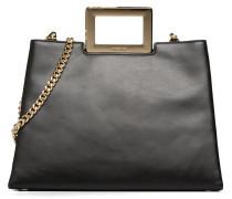 Kristen LG TH SATCHEL Handtasche in schwarz