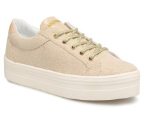 Plato Bridge Palerme Sneaker in beige