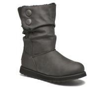 Keepsakes Leathere Stiefel in schwarz