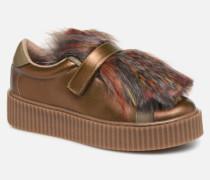 41140 Sneaker in goldinbronze
