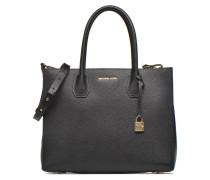 MERCER LG Convertible Satchel Handtasche in schwarz