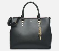 SIGOSSA Handtasche in schwarz