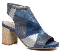 Aurea Sandalen in blau