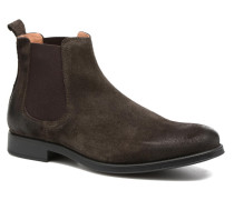 Oliver suede chelsea boot Stiefeletten & Boots in braun