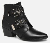NEW OESTE Stiefeletten & Boots in schwarz