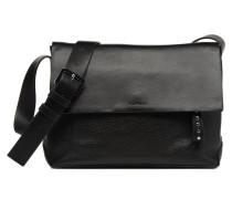 Izzy Shoulder Bag Handtasche in schwarz
