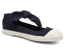 Tennis Flo Ballerinas in blau