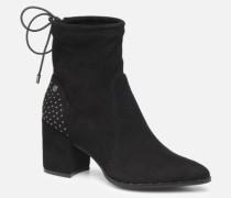 35084 Stiefeletten & Boots in schwarz