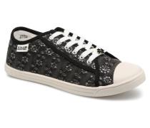 Cabur Sneaker in schwarz