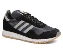 New York Sneaker in schwarz