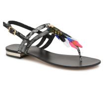 HIPLUME Sandalen in schwarz