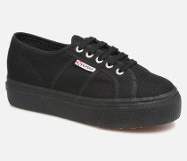 2790 Cot Plato Linea C W Sneaker in schwarz