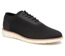 Echo Perfos Flex Sneaker in schwarz