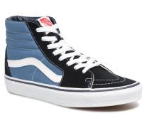 SK8 Hi W Sneaker in blau