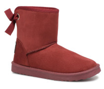 047569 Stiefeletten & Boots in rot