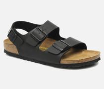 Milano Sandalen in schwarz