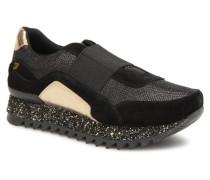 41072 Sneaker in schwarz