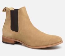 CHELSEA S Stiefeletten & Boots in beige