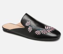 Miro Clogs & Pantoletten in schwarz