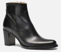 Legend 7 low zip boot Stiefeletten & Boots in schwarz