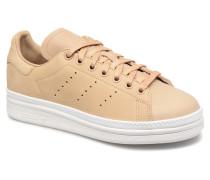 Stan Smith New Bold W Sneaker in beige
