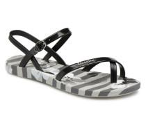 Fashion V Sandal Sandalen in grau