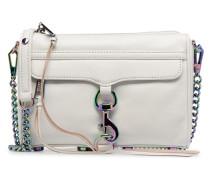 Mini MAC Handtasche in weiß