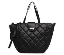 ALYSIA BAG Handtasche in schwarz