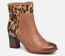 GECEKO 01 Stiefeletten & Boots in braun