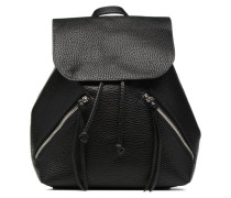 Billie Backpack Rucksack in schwarz