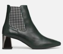 Retro Dandy Boots #2 Stiefeletten & in grün