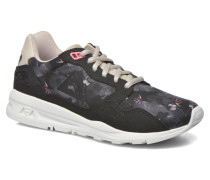 Lcs R900 W Winter Floral Sneaker in schwarz