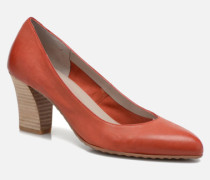 Pampelune Pumps in rot