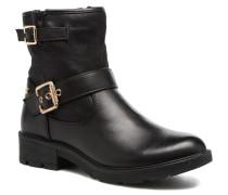 Come Stiefeletten & Boots in schwarz