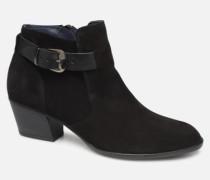 Urs 8021 Stiefeletten & Boots in schwarz