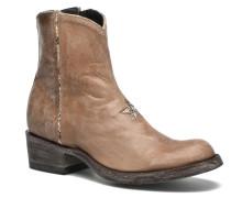 Star New Stiefeletten & Boots in beige
