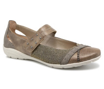 Teen D4627 Ballerinas in goldinbronze