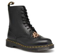 Core Bentley II Heart Stiefeletten & Boots in schwarz