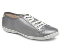 Cerise Sneaker in silber