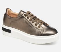 BISTRO Sneaker in goldinbronze