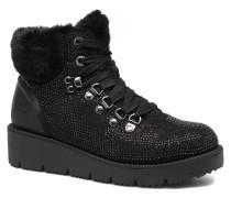 Quine Stiefeletten & Boots in schwarz