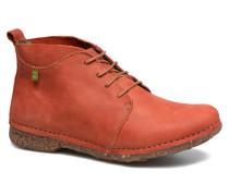 Ankor N974 Schnürschuhe in rot