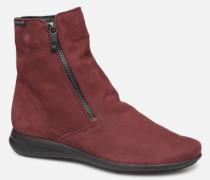 Nessia C Stiefeletten & Boots in weinrot