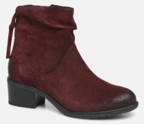 Nina Stiefeletten & Boots in weinrot