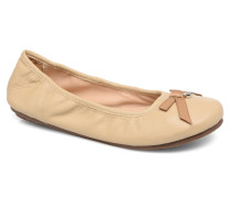 Lilas Ballerinas in beige