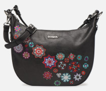 NANIT SIBERIA Handtasche in schwarz