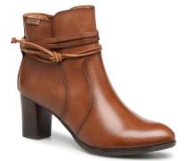 Viena W3N8955 Stiefeletten & Boots in braun
