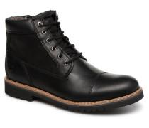 Marshall R Cap Toe Stiefeletten & Boots in schwarz
