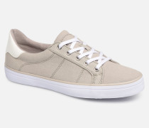 Mindy Lace Up Sneaker in grau